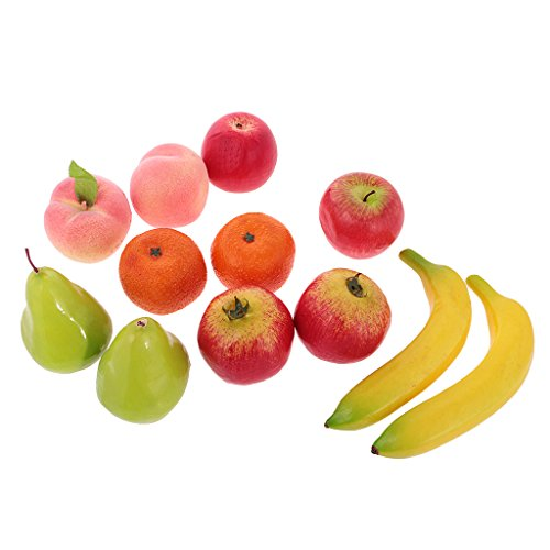 bst Matching Learning Figuren Imitieren Bananen Äpfel Pfirsiche Granatäpfel Birnen Und Orangen Kinder Spielzeug Geschenk DIY ()