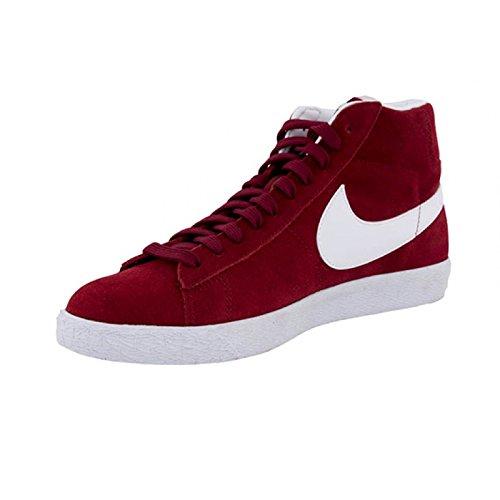Nike 871929-600, Chaussures de Sport Femme Rouge