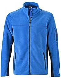 James & Nicholson Veste Workwear Veste polaire pour