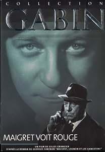 Maigret Voit Rouge [VHS]