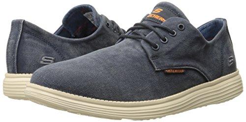 inferencia callejón Visión general  Skechers Status- Borges, Men Low-Top Sneakers, Blue (Nvy), 10 UK (45 EU)-  Buy Online in India at desertcart.in. ProductId : 59765474.