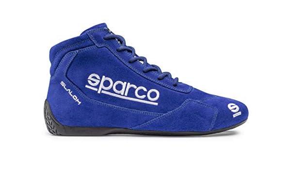 Sparco 00126344NRRS Zapatillas SL-17 Noir Rouge Taille 44