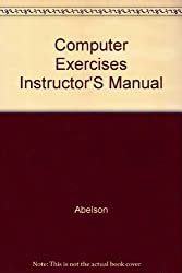 Computer Exercises Instructor'S Manual