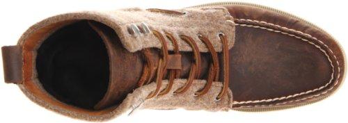 Sperry A/O 7 Eye Boot, Herren Mokassins Braun (Marron foncé/tan)