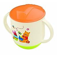 Rotho Babydesign 30024 0128 54 - Stehauftasse Disney Winnie the Pooh, weiß