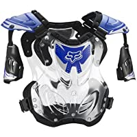 Fox Racing Mens R3 Roost Deflector Blue Medium M FOX 06093-002-M by Fox Racing