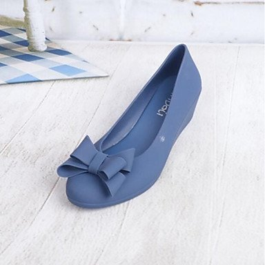 pwne Donna Sandali Slingback Pu Estate Casual Blue Rosso Viola Nero 1A-1 3/4In US4-4.5 / EU34 / UK2-2.5 / CN33