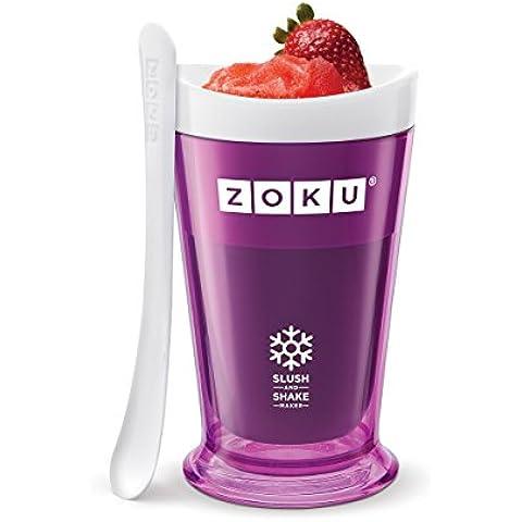 Zoku M260175 - Maquina granizados y batidos purpura