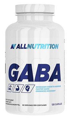 ALLNUTRITION Gaba Regeneration Aminosäure Booster mit Taurin Supplement Bodybuilding 120 kap
