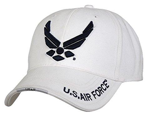 U.S. Air Force Silhouette Logo Baseball Cap (Force Rothco Air)