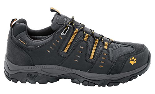 Jack Wolfskin MTN Storm Texapore Low M Wasserdicht, Chaussures de Randonnée Basses Homme