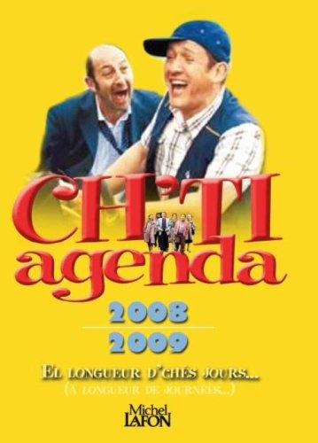 CH'TI AGENDA 2008-2009