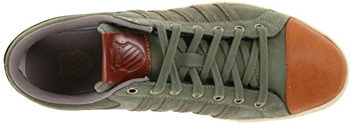 K-Swiss ADCOURT ' 72 SO P 03163-315-M Herren Sneaker Olivine/Cowboy/Drftwd
