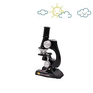 RDJM Microscopes Jouet Educatif Jouets Découverte & Science Jouets Garçon Fille 1 Pièces