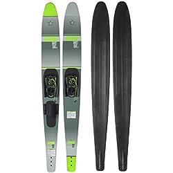 Jobe Mode Ski Nautique Mixte Adulte, Vert