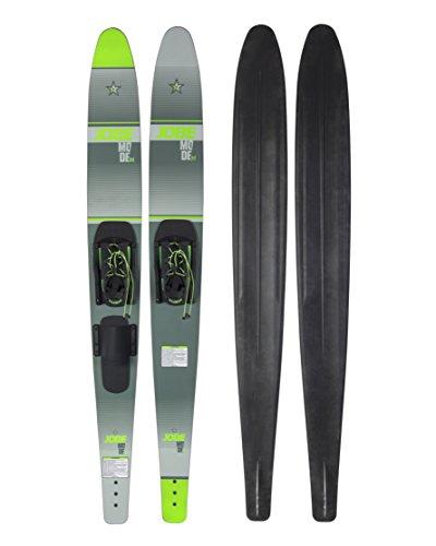 Jobe Erwachsene Mode Combo Skis Green Ski's, 67 Zoll