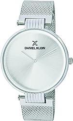 Daniel Klein Analog Silver Dial Mens Watch-DK11406-4