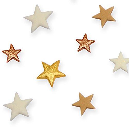 PME Stern Ausstecher, klein/mittel/groß Größen, Set von 3 - 4