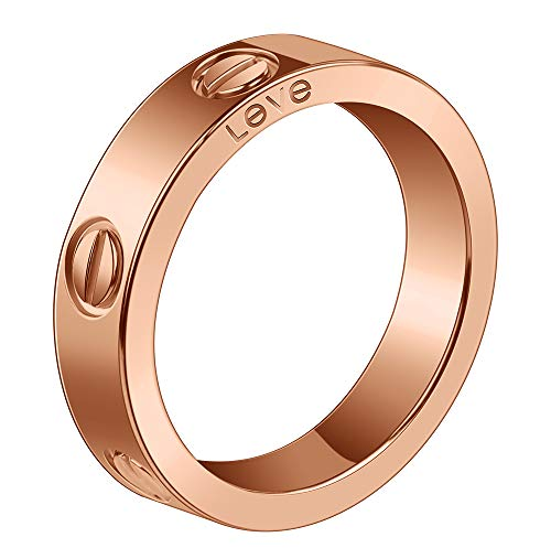 BHKW-001 Love Ring Lifetime Commitment Best Gift Love and Valentine's Day Commitment Engagement Wedding