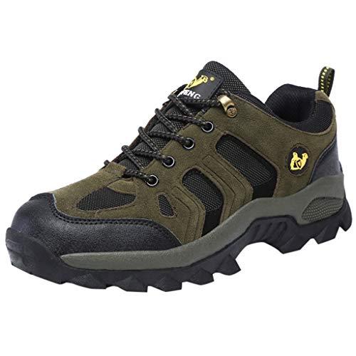 Herren Mode Atmungsaktive Schuhe Sportschuhe, Fashion Männer Freizeit Athletic Flat Running Mesh Schuhe Rutschfeste leichte Turnschuhe -