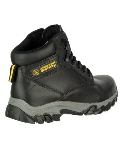Amblers-Safety FS81C botte unisexe femmes hommes Bottes Steel Orteil Cap Nouveau Black