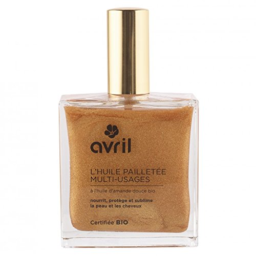Avril Organic Shimmering Oil Multi-Purpose, 100 ml -