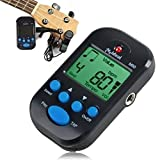 SLB Works Super Clip-on Lightweight Handy LCD Digital Beat Tempo Small Metronome Music