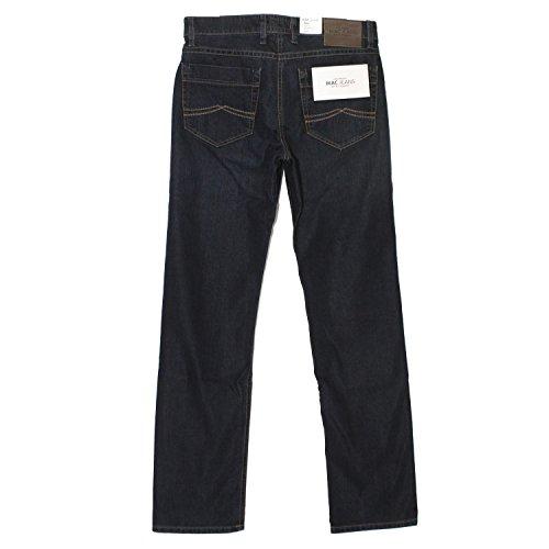 MAC Herren Straight Leg Jeanshose Ben H098 night stone