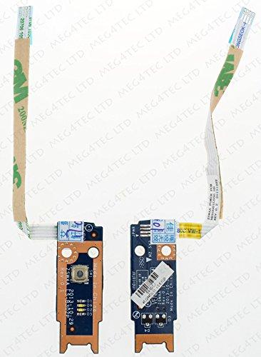 Toshiba Satellite c50d-b c55d-b c50-b Power Button Board + Kabel ls-b302p D45 -