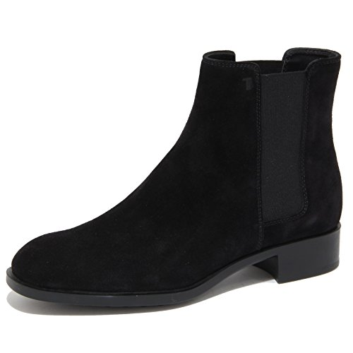 6926N beatles TOD'S nero tronchetti donna boots women Nero