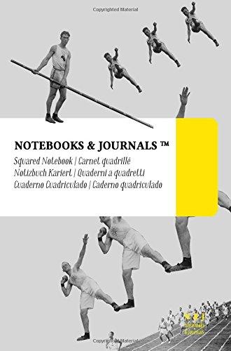 Carnet Quadrillé A6 Notebooks & Journals, Jeux olympiques (Collection Vintage), Pocket: Couverture souple (10.16 x 15.24 cm)(Carnet de Notes, Carnet de Voyage, Cahier de Texte)