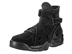 Nike Mens Air Unlimited Basketball Shoes, Black/Black Black, Size 8