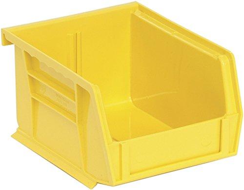 QUANTUM Aufbewahrung gidds2–159526Stack und Aufhängen Bin, 5–3/20,3cm X 4–1/20,3x 7,6cm gelb