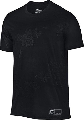 Nike, Abbigliamento sportivo Uomo Squad FT Cuff Pantaloni nero
