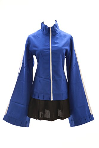 Kawaii-Story MN DE 09Miku Vocaloid Azul Kagerou Project Chaqueta Rock Juego Cosplay Disfraz
