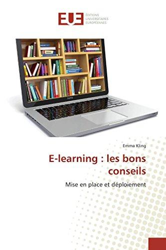 E-learning : les bons conseils par Emma Kling
