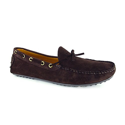 J.BRADFORD Chaussures Mocassin JB-Benti Marron Marron