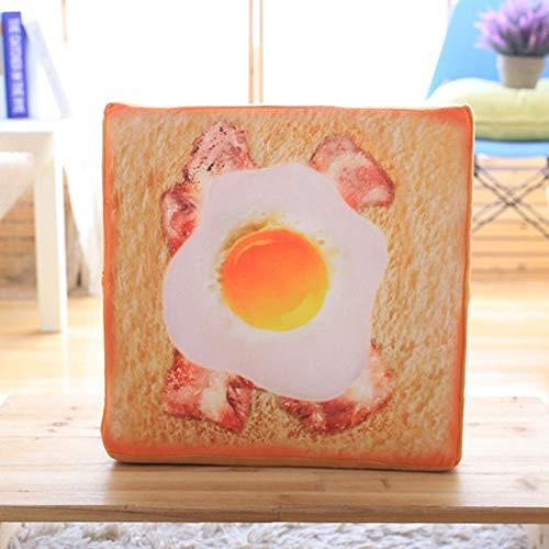 Parametri del prodotto: Nome: tostapane per toast, dimensioni: 40 * 40 cm, materiale giacca: peluche, imbottitura: spugna, stile: sandwich alla fragolaAllo stesso tempo, è anche un dono per amici e parenti, esprimendo preoccupazione per lei.La giacca...