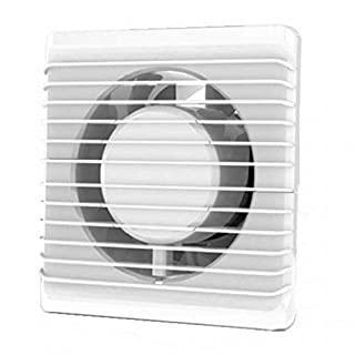 Low Energy Silent Kitchen Bathroom Extractor Fan 100mm with Humidity Sensor Ventilation Extraction