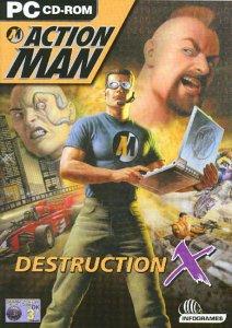 Action Man - Destruction X (PC CD) [Edizione: Regno Unito]