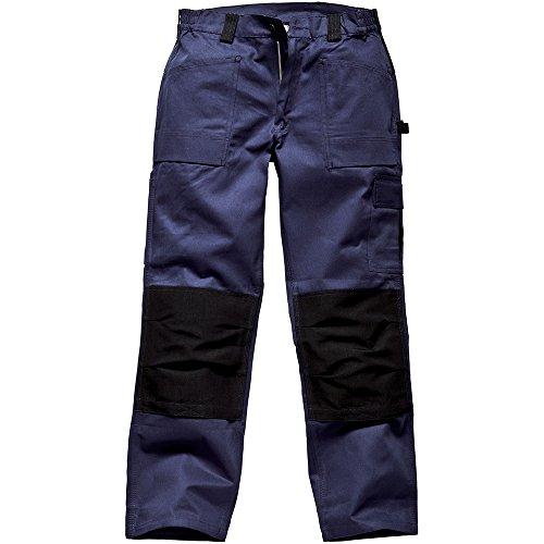 Dickies Pantalons de travail Bleu Marine/noir