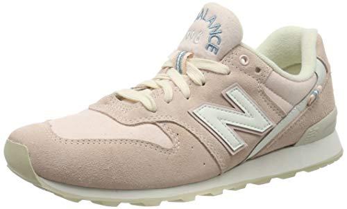 New Balance Suede 996, Zapatillas para Mujer, Rosa Pink Yd, 39 EU