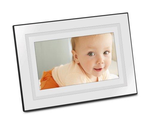 Kodak EasyShare P820 Digitaler Bilderrahmen (20,3 cm (8 Zoll) Display, Widescreen)