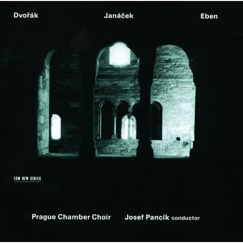Janácek: Our Father (for mixed Choir, Harp and Organ)