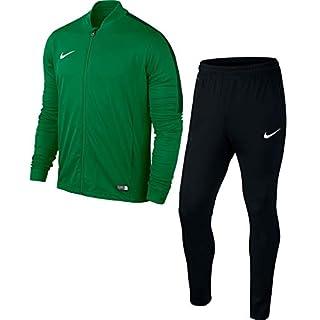 Nike - Academy16 Yth Knt - Survêtement -  Mixte Enfant - Multicolore (Vert/Noir/Blanc) - Taille: L (12-13 ans/147-158)