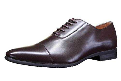 Goor - Chaussure Derbie 558 1 Chataigne Marron