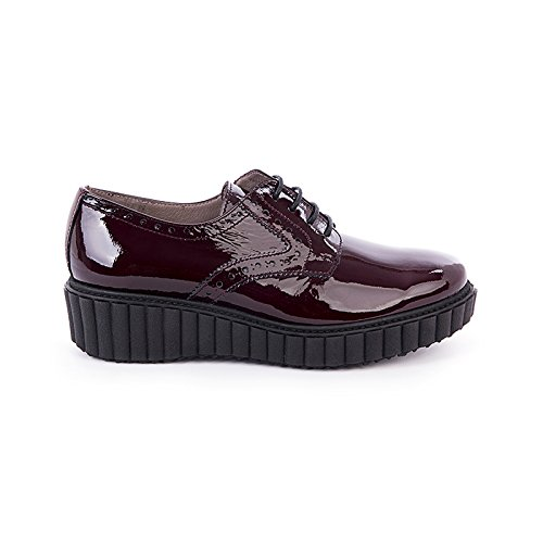 Wonders Donna scarpe Derby rosso Size: 36