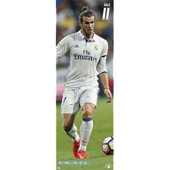 Ronaldo CR7 17//18 Tür-Poster XXL Door ca 53x158 cm Fußball Real Madrid