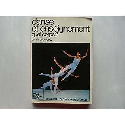 Danse et enseignement