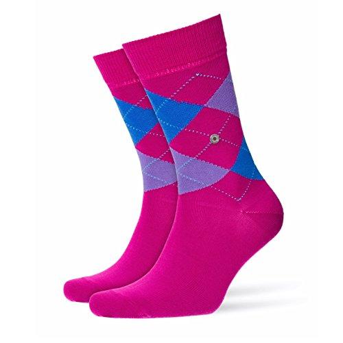 Burlington Damen Socken Queen 4er Pack, Größe:36-41;Farbe:Magenta (8020)